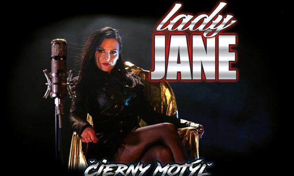 Lady Jane CD Čierny motýľ